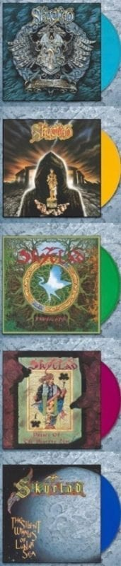 Skyclad: Neuveröffentlichung ihrer Alben der Noise Era