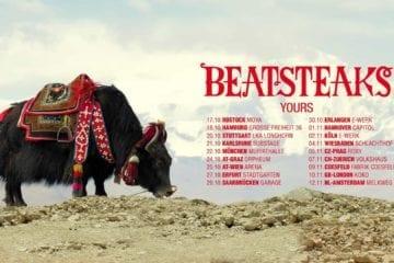 Beatsteaks auf Tour im Herbst - Vorverkauf ab 12.09.2017