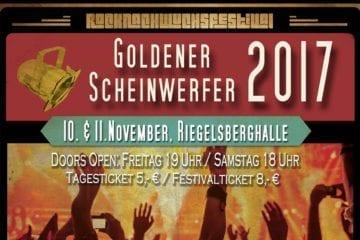 Goldener Scheinwerfer 2017