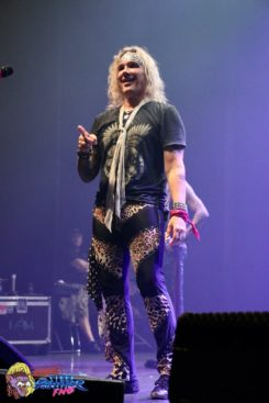 Fotos: Steel Panther & FOZZY – L'Olympia Paris, 28-01-2018