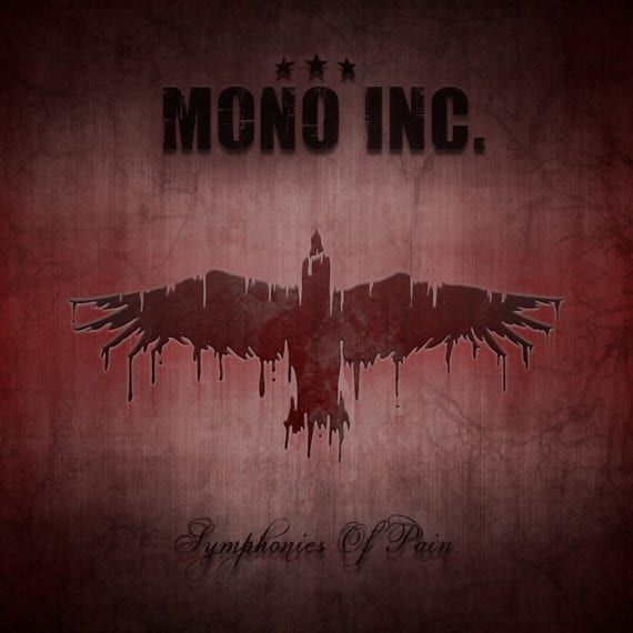 Cover: MONO INC. - Symphonies of Pain