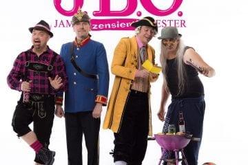 J.B.O. - Deutsche Vita am 30. März 2018