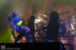 Arch Enemy - 26.01.2018 - Turbinenhalle Oberhausen