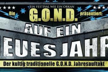 Auf ein neues Jahr - Der kultige G.O.N.D. Jahresauftakt