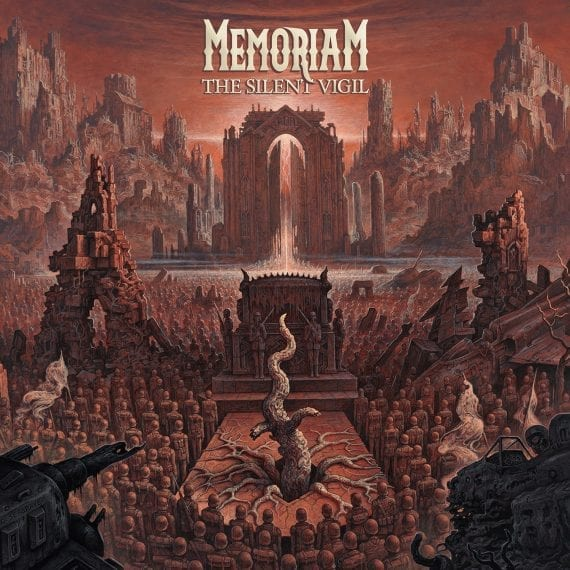 Cover : memoriam - the silent vigil
