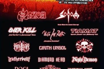 Rock Hard Festival 2018: Trailer online - neue Bands bestätigt