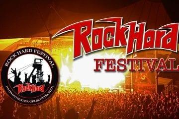 Rock Hard Festival 2018: Das Billing ist komplett