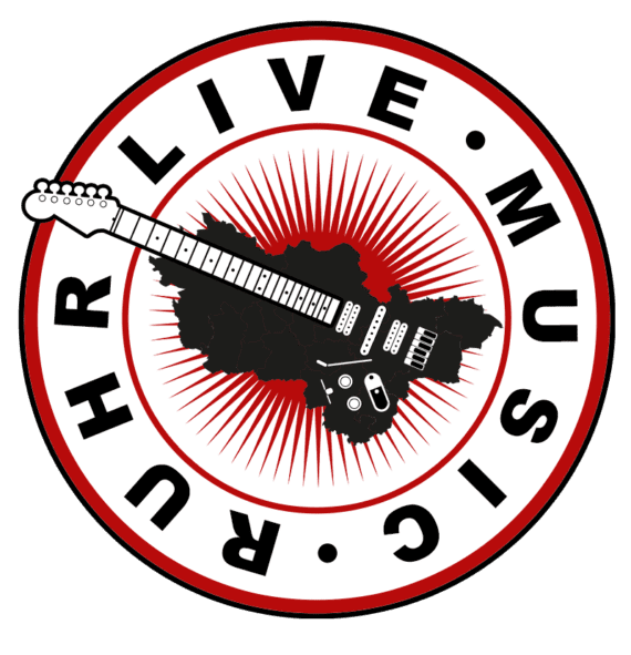 Logo: Live Music Ruhr