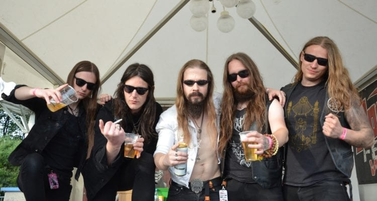 Fotos: Rock Hard Festival - auf dem Gelände & Autogrammstunden Tag 1