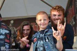 Fotos: Rock Hard Festival 2018 - Tag 2 - Autogrammstunden