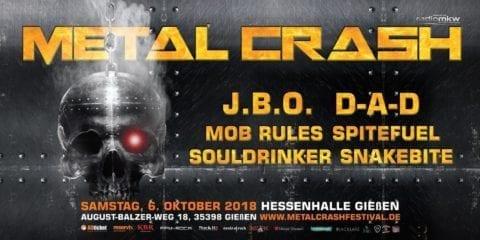 Metal Crash Festival geht in die zweite Runde