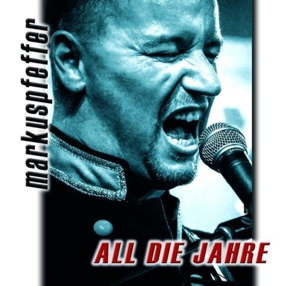 """Markus Pfeffer von Winterland: Soloalbum """"All die Jahre"""" am 20.07.2018"""