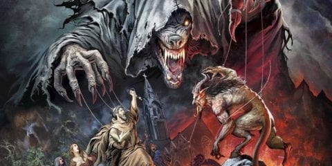 "Powerwolf: ""Demons Are A Girl's Best Friend"" - Video online 😈"