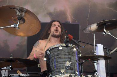 Fotos: Rock Hard Festival 2018 - Tag 3 - Memoriam & Night Demon