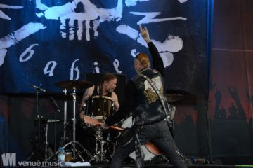 Fotos: Rock Hard Festival 2018 - Tag 3 - Backyard Babies & Armored Saint