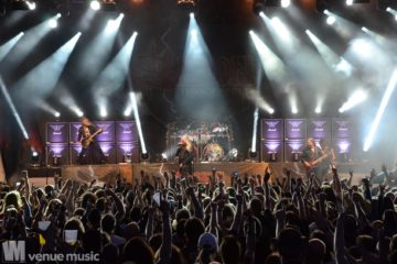 Fotos: Rock Hard Festival 2018 - Tag 3 - Saxon