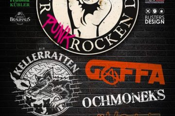 Benefiz in Karlsruhe zum Dritten: Wir (punk)rocken das!