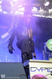 Fotos: Castle Rock Festival 2018 - Tag 1 - microClocks & Harpyie & Cypecore