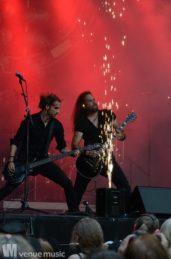 Fotos: Castle Rock Festival 2018 - Tag 1 - Stahlmann & Pain