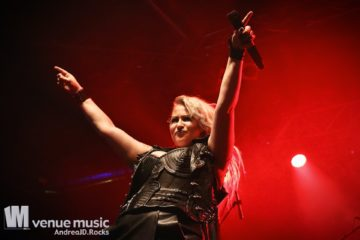 Fotos: Battle Beast - Huxleys Neue Welt Berlin - 06.08.2018