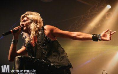 Fotos: Kissin' Dynamite - Huxleys Neue Welt Berlin - 06.08.2018