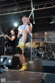 Fotos: Nockrock auf der Oberhausener Musiknacht am 14.07.2018