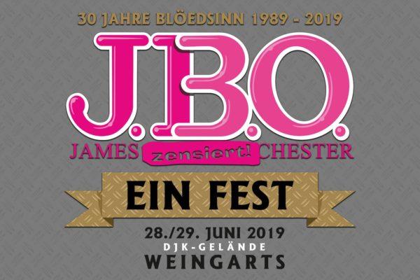 30 Jahre J.B.O. - Ein Fest!