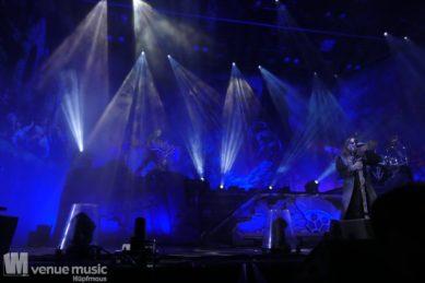 📷 Fotos: Powerwolf, Amaranthe, Kissin' Dynamite - Mitsubishi Electric Halle, Düsseldorf - 25.01.2019