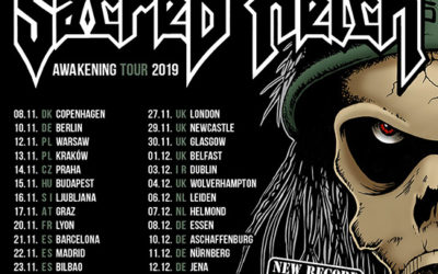 Official Flyer: Sacred Reich Tour 2019 - 1