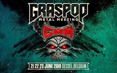 "Meeting with tha Metal, das ""Graspop"" ist zurück!"