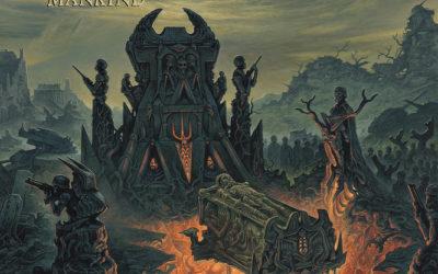 Cover: Memoriam - Requiem for mankind