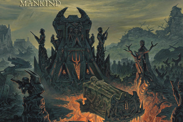 Cover: Memoriam - Requiem for mankind