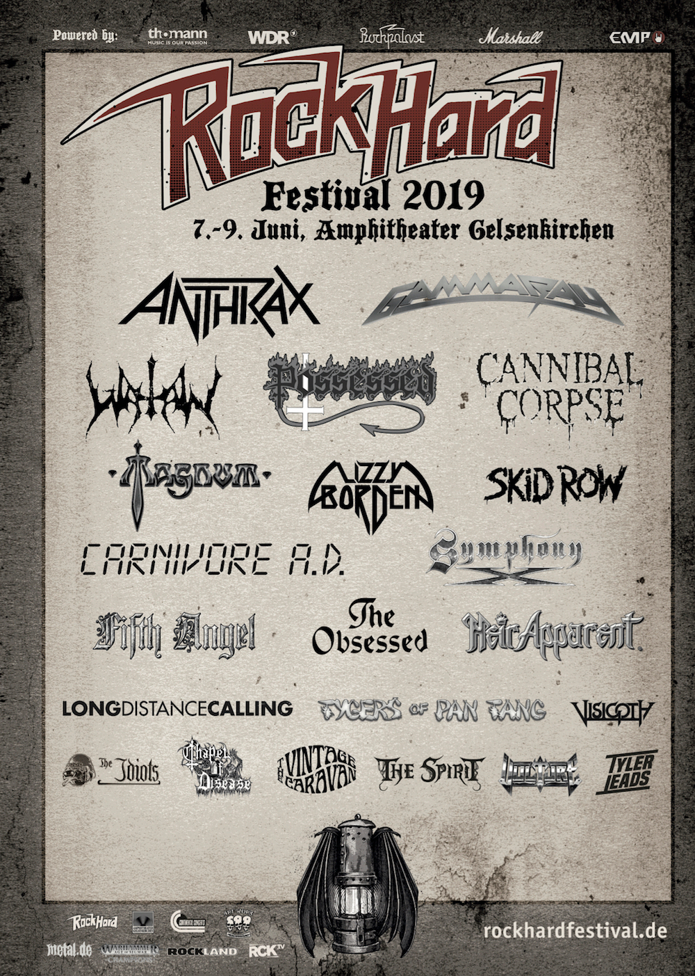 Official Flyer: RHF2019