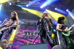 📷 Santa Cruz, Alestorm & Steel Panther - Saarbrücken, 11.07.2019