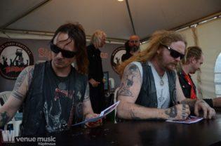 Fotos: Rock Hard Festival 2019 - Tag 1 - Autogrammstunden