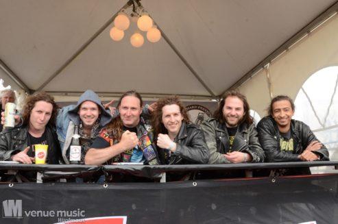 Fotos: Rock Hard Festival 2019 - Tag 2 - Autogrammstunden