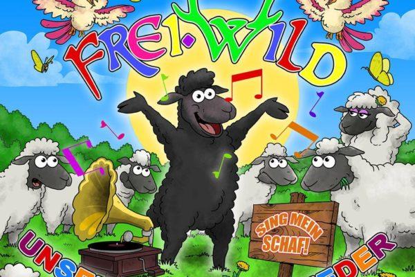 Frei.Wild - Aba Musika sans a ned…
