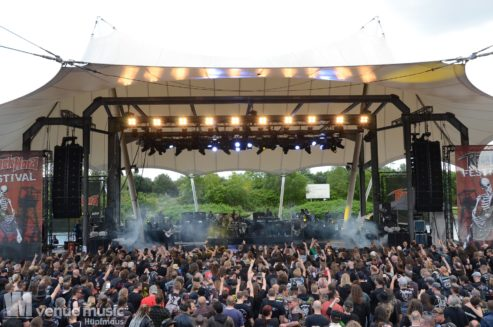 ? Rock Hard Festival 2019 - Tag 2 - Symphony X & Skid Row