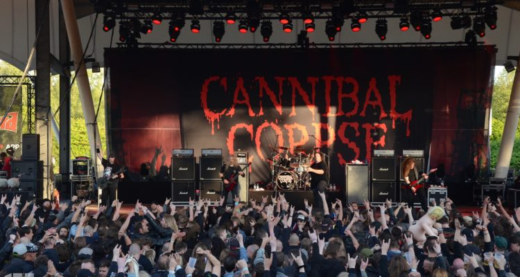 Fotos: Rock Hard Festival 2019 - Tag 2 - Cannibal Corpse & Gamma Ray
