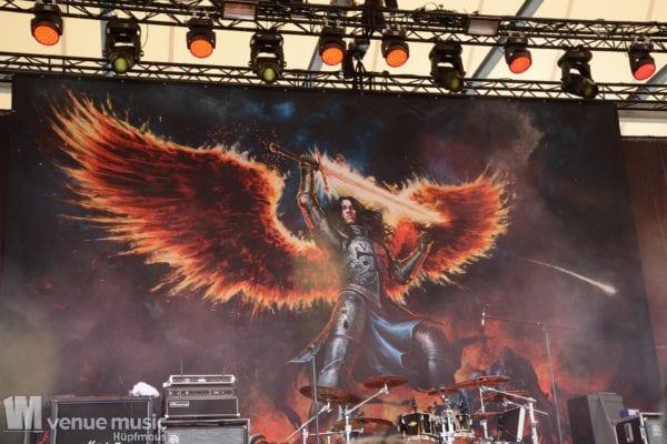 Fotos: Rock Hard Festival 2019 - Tag 3 - Fifth Angel & Magnum