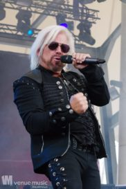 Fotos: Rock Hard Festival 2019 - Tag 3 - Fifth Angel & Magnum