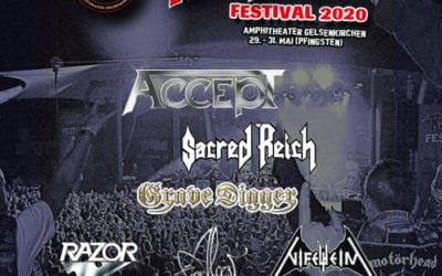 Flyer: Rock Hard Festival 2020