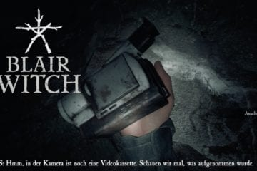? Let's Play: Blair Witch - Teil 2 - Panikattacke