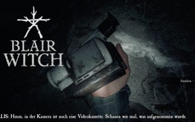 🕹 Let's Play: Blair Witch - Teil 2 - Panikattacke