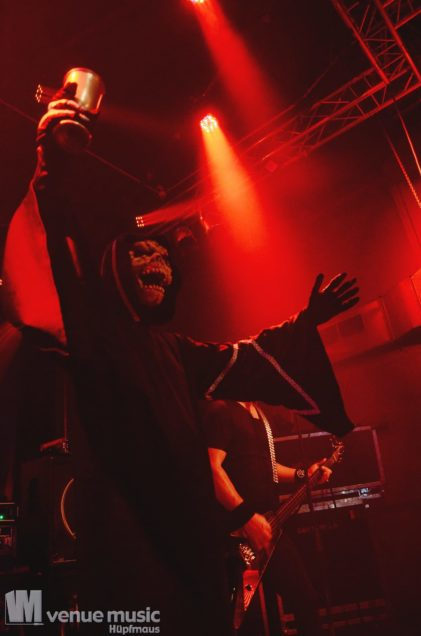 Fotos: Sacred Reich & Night Demon - Turock Essen - 08.12.2019