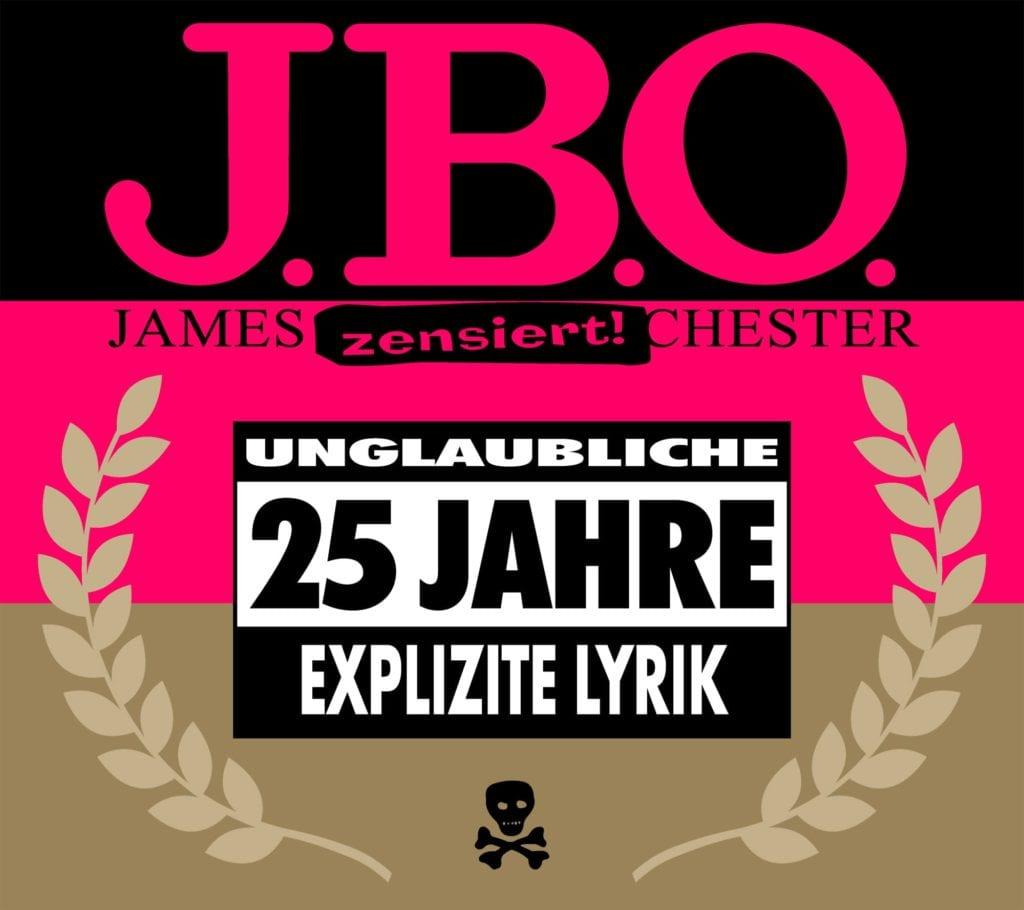 25 Jahre Explizite Lyrik - Cover