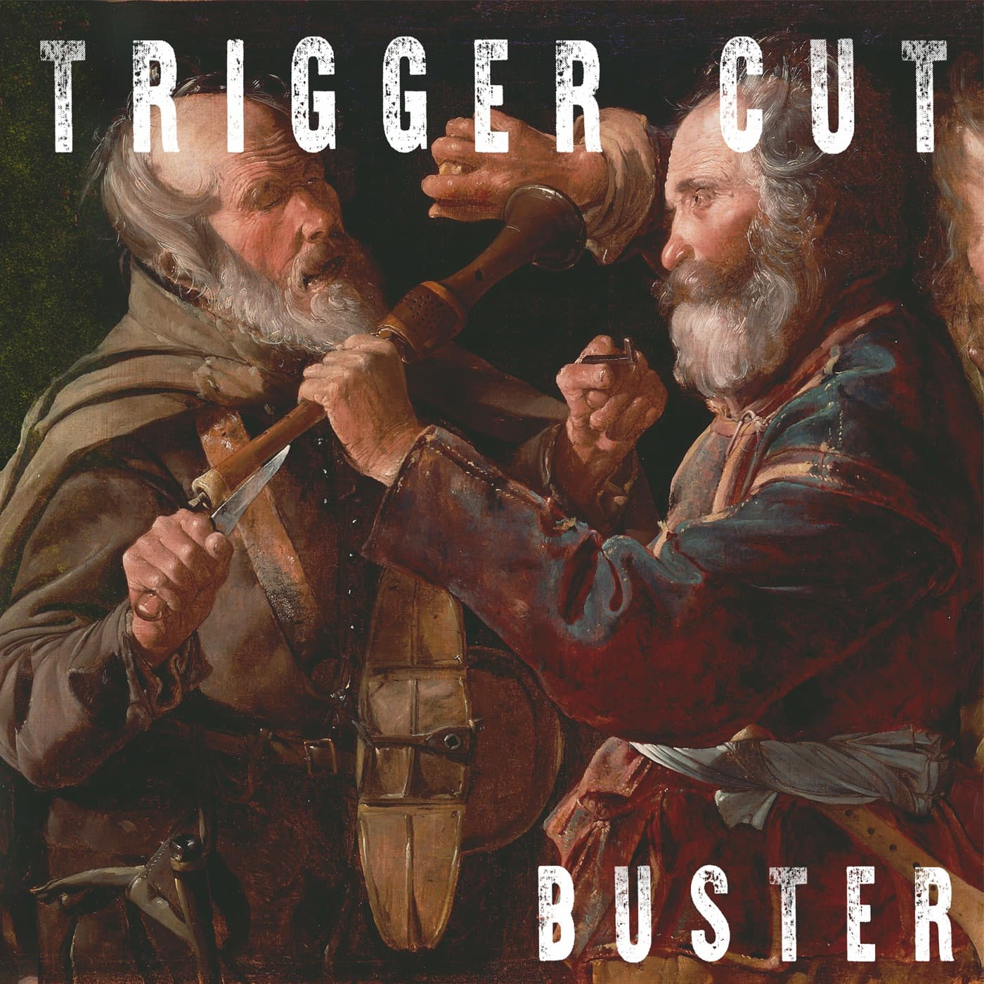 Cover: Trigger Cut - Buster