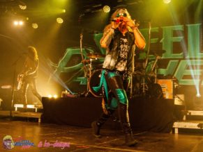 ? Fotos: Steel Panther - Heavy Metal Rules Tour 2020 - Backstage - München, 30.01.2020
