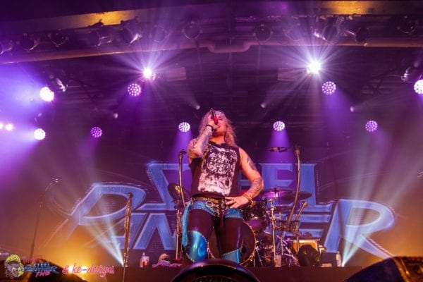 📷 Fotos: Steel Panther - Backstage Werk - München, 30-01-2020