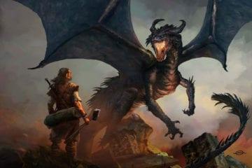 Der Fluch des Drachen: das Fantastical mit Corvus Corax